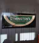 SYMINGTONS acrylic office sign with laser cut 3Dacrylic leyttering 2 127x137 - Types