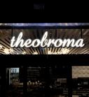 Theobroma acrylic LED lettering on frame 2 127x137 - Types